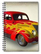 Customized Ford Spiral Notebook