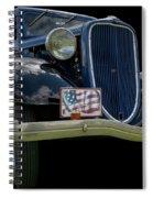 Customs 2 Spiral Notebook