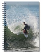 Cutback Splash Spiral Notebook