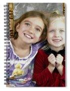 Cuzins  Spiral Notebook