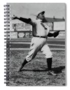 Cy Young With The Boston Americans 1908 Spiral Notebook