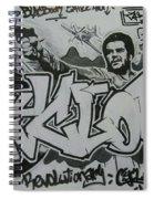 Cyclone Spiral Notebook