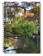 Cypress Bend Spiral Notebook