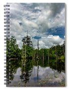 Cypress Pond Spiral Notebook