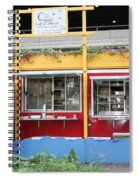 Cyrano's Spiral Notebook
