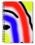 Da  Face  2002 Spiral Notebook