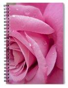 Daddy's Rose Spiral Notebook