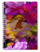 Dahlia Dreams Spiral Notebook