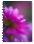 Dahlia Menagerie Spiral Notebook