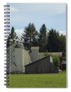 Dahmen Barn Historical Spiral Notebook