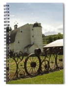 Dahmen Barn Spiral Notebook