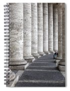 Daily News Spiral Notebook