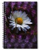 Dainty Daisy Spiral Notebook