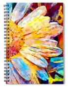 Daisy 2 Spiral Notebook