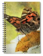 Daisy Delight Spiral Notebook
