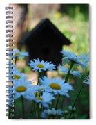 Daisy Garden Spiral Notebook