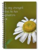 My Strength Spiral Notebook
