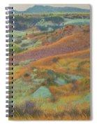 Dakota October Spiral Notebook