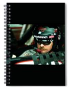 Dale #3 Intimidating ...  Spiral Notebook