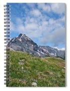 Dallas Peak Spiral Notebook