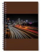 Dallas Skyline Spiral Notebook
