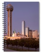 Dallas - Texas Spiral Notebook