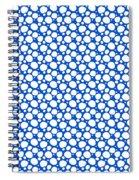 Dalmatian  White Pattern 18-p0173 Spiral Notebook