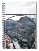 Dam Crossing #2 Spiral Notebook