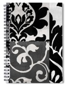 Damask Defined II Spiral Notebook