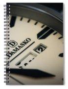 Damasko Spiral Notebook