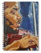 Damien Escobar Spiral Notebook