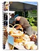 Damin Farm Spiral Notebook