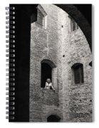 Damsel Non Distressed Spiral Notebook