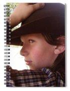 Dan Spiral Notebook