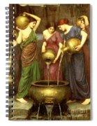 Danaides Spiral Notebook