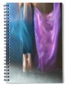 Jete Battu Spiral Notebook