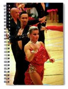 Dance Contest Nr 04 Spiral Notebook