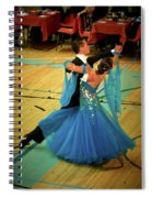 Dance Contest Nr 14 Spiral Notebook