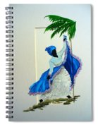 Dance De Pique Spiral Notebook