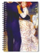 Dance In The Country 1883 1 Spiral Notebook