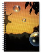 Dance Of A New Day Spiral Notebook