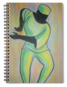 Dance Of Joy Spiral Notebook