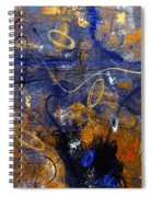 Dance The Night Away Spiral Notebook
