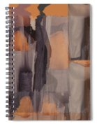 Dance Troupe No 1 Spiral Notebook