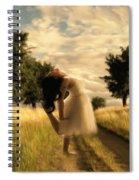 Dance Until Dawn Spiral Notebook