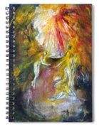Dance Spiral Notebook