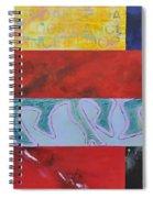 Dancefloor Spiral Notebook