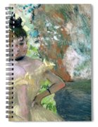 Dancers In The Wings  Spiral Notebook