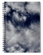 Dancing Clouds Spiral Notebook
