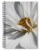 Dancing In The Summner Breeze Spiral Notebook